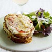 Classic croque monsieur recipe