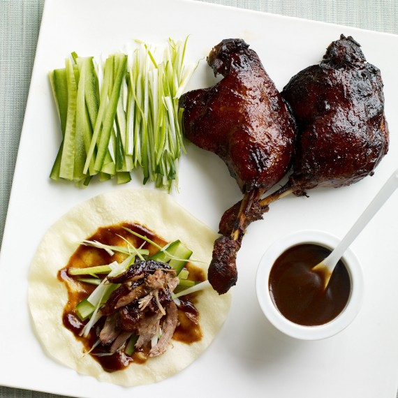 Crispy Duck Pancakes recipe-duck recipes-recipe ideas-new recipes-woman and home
