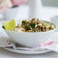 Thai Pork Mince with Jasmine Rice