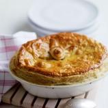Artichoke and cheese veggie pie recipe