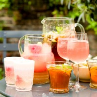 Lazy summer drinks recipe