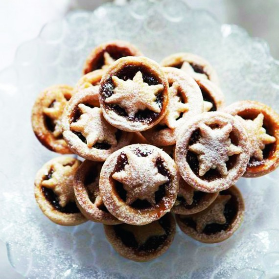 Star-Topped Mince Pie recipe-christmas recipes-recipe ideas-new recipes-woman and home