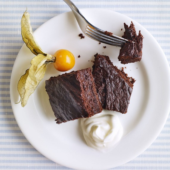 Chocolate Brownie Pudding - Woman And Home