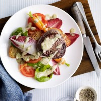 Warm beef fillet salad recipe