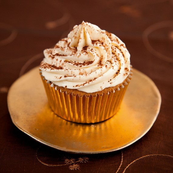 Tiramisu Cupcakes - Woman And Home