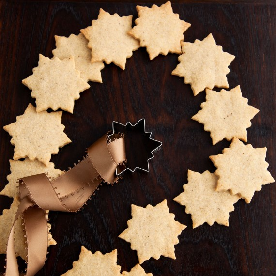 Snowflake Biscuits recipe-biscuit recipes-recipe ideas-new recipes-woman and home