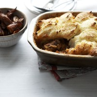 Sausage and mash pie recipe