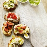 5 ways with bruschetta recipe