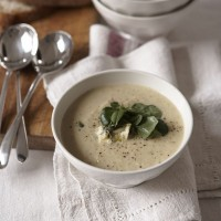 Stilton and celery soup recipe