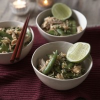 Turkey stir-fried rice recipe