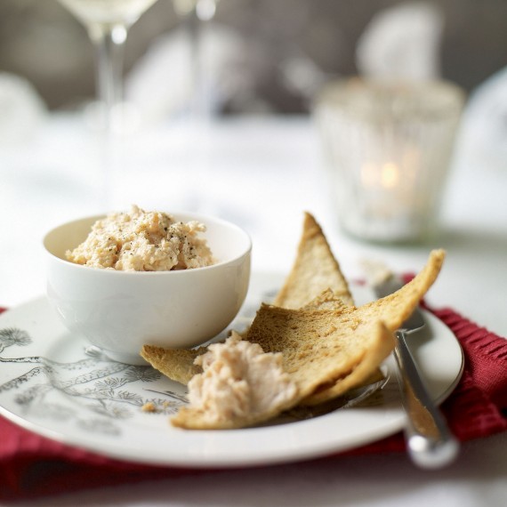 Smoked Salmon and Horseradish Pate-Salmon recipes-recipe ideas-new recipes-woman and home