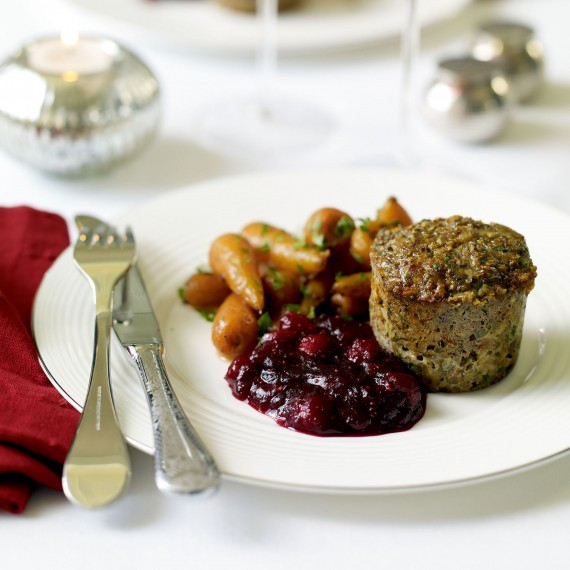The Ultimate Nut Roast-Nut recipes-recipe ideas-new recipes-woman and home