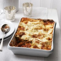 Squash and Ricotta Cannelloni with Taleggio