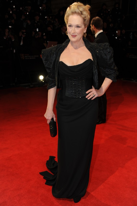 The BAFTA Awards 2012-BAFTA pics-celebrity pics-woman and home