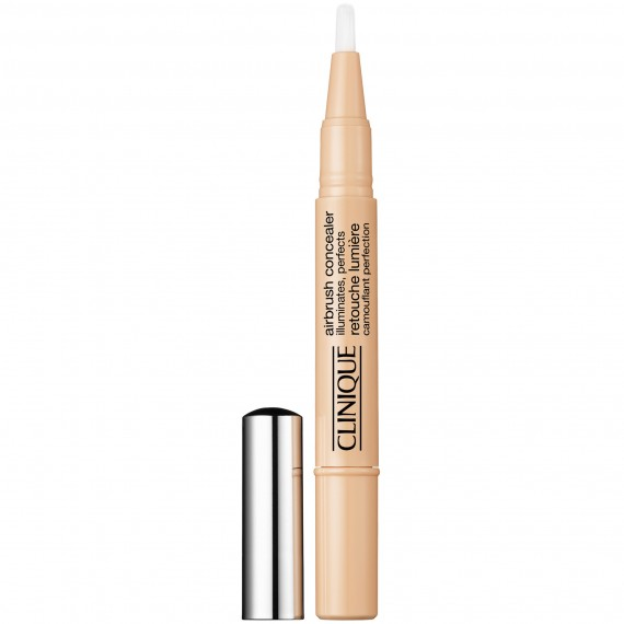 Clinique Airbrush Concealer-woman and home-6 steps to creating a smoky eye-cosmetics