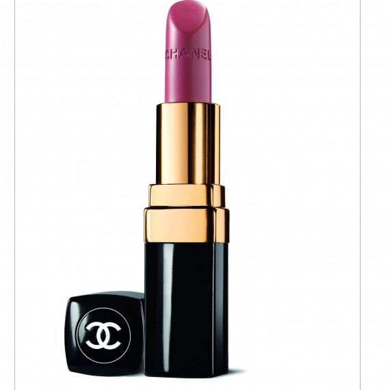 Chanel Coco Rouge in Madamoiselle-lipstick-Makeup-Beauty Tips-Woman and Home