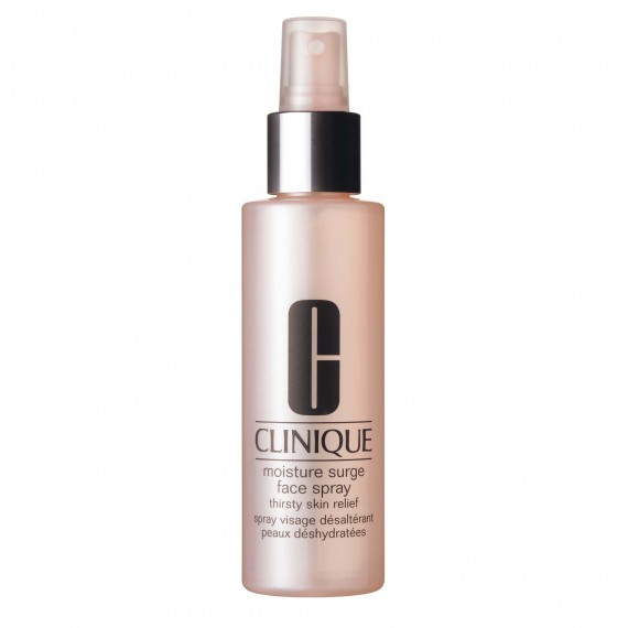 Clinique Moisture Surge Face Spray-summer beauty advice-summer make-up-beauty tips-beauty advice-woman and home