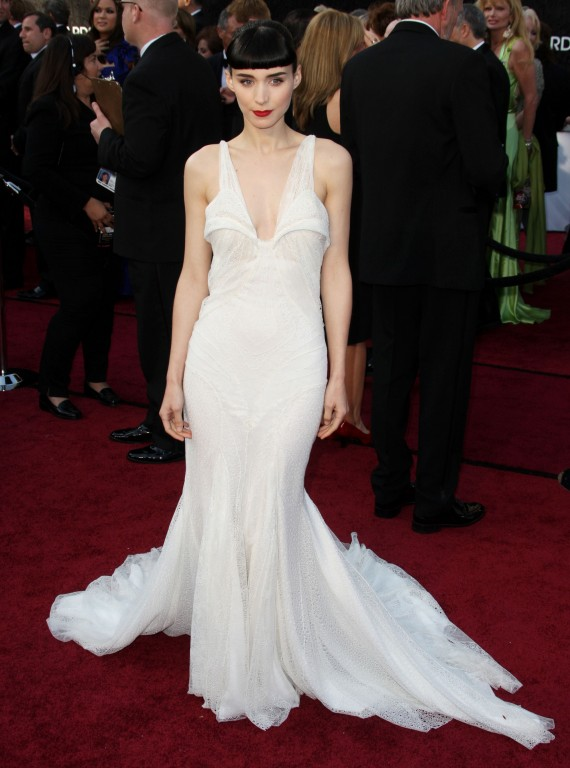 Oscar 2012 photos-celebrity pictures-woman and home