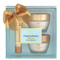 No7 Protect and Perfect Intense Face Collection