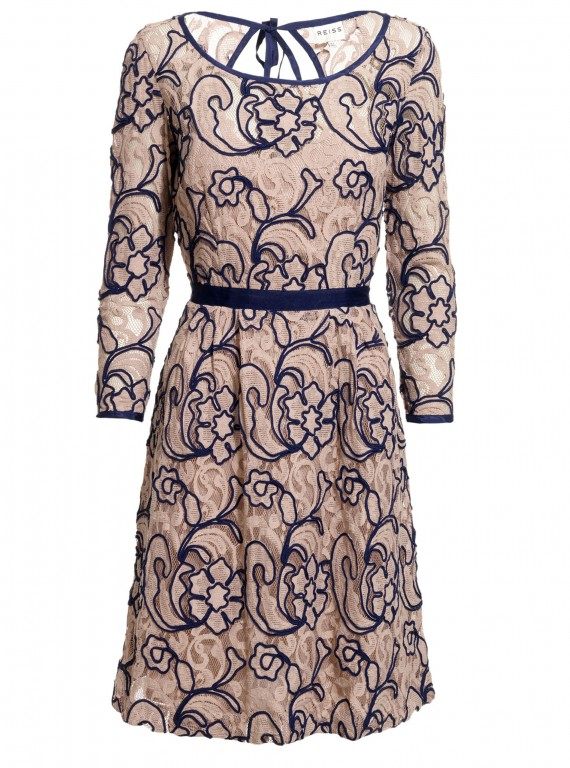 Reiss Esther Dress-Winter prints-Fashion advice-Style tips-woman and home