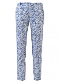 Vanessa Bruno Ath� Printed Trousers
