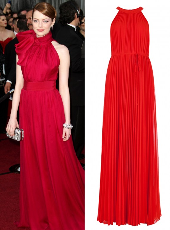 Oscars Get The Look Style Guide-fashion advice-woman and home