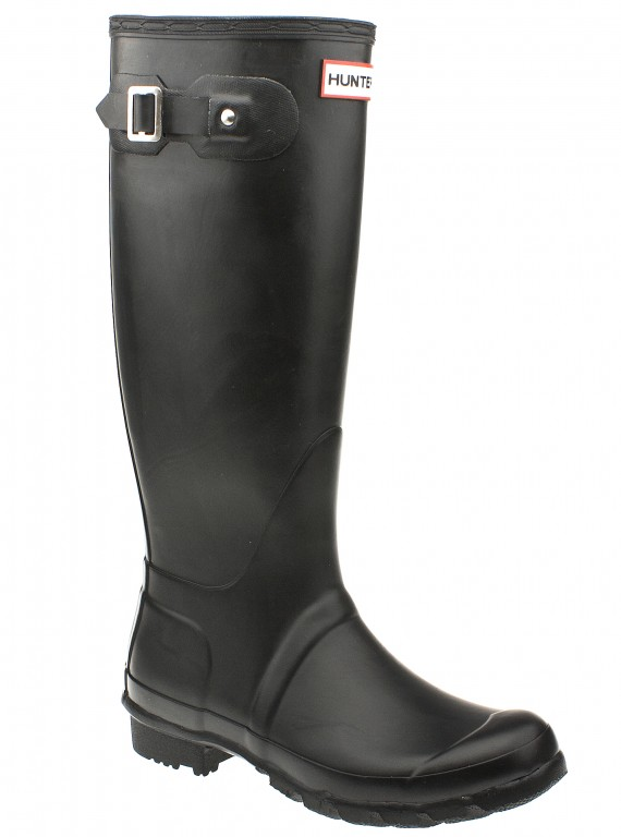 Hunter original wellie boots-Weekend Country Chic Styles-Ladies Fashion Advice-Style Tips-Woman and Home