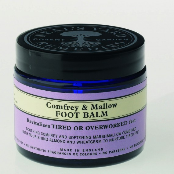 Neal?s Yard Comfret and Mallow foot balm-pedicures-foot creams-foot scrubs-beauty tips-woman and home