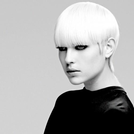 Futuristic Hairstyles New season hairstyles