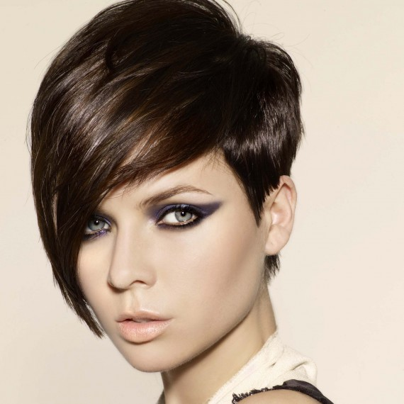 Cropped Hairstyle-new season hairstyles-hair-hair colour-haircuts-womens haircuts-woman and home