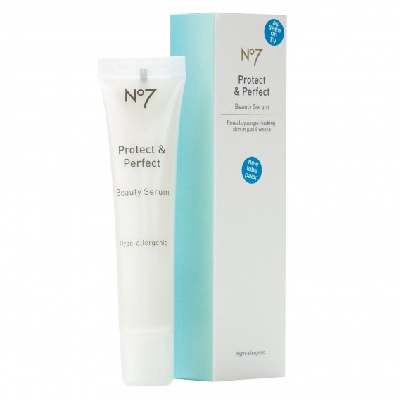 No7 Protect and Perfect Serum-woman and home-cosmetics