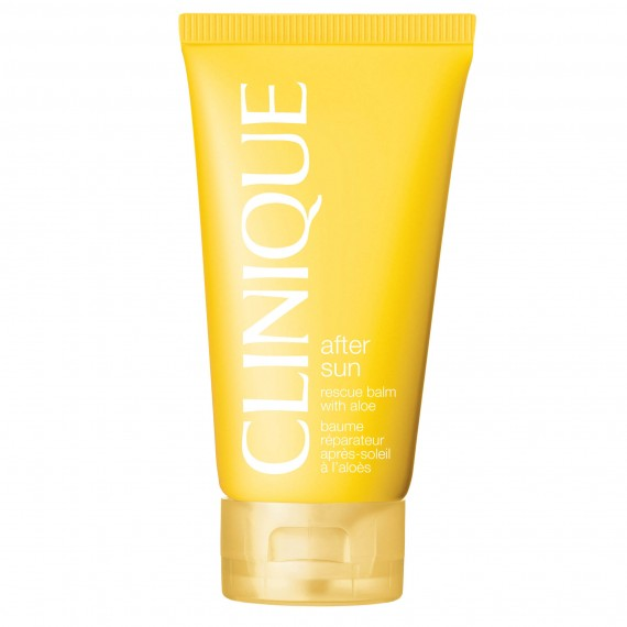 Clinique After Sun Rescue with Aloe-suntan lotion-anti-ageing-skincare-beauty tips-woman and home