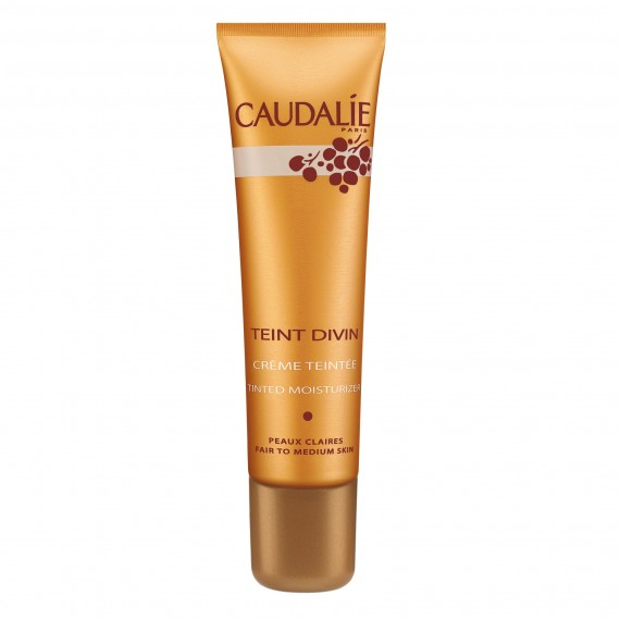 Caudalie Fresh Complexion Tinted Moisturiser-skincare-anti-ageing-makeup-beauty tips-woman and home
