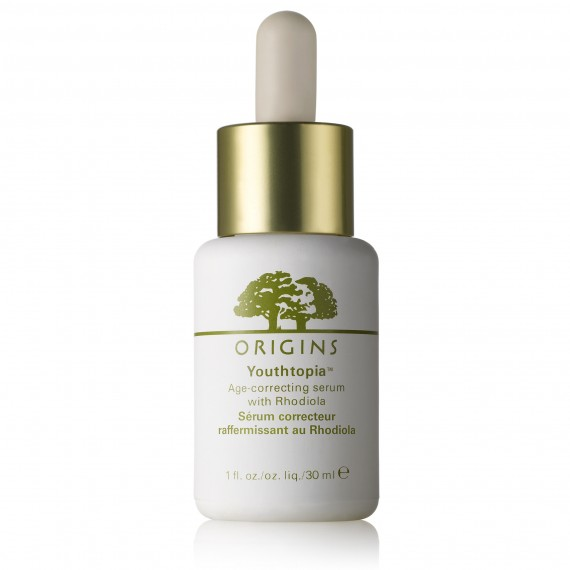 Origins Youthtopia Skin Age-correcting serum-anti-ageing-skincare-beauty tips-woman and home