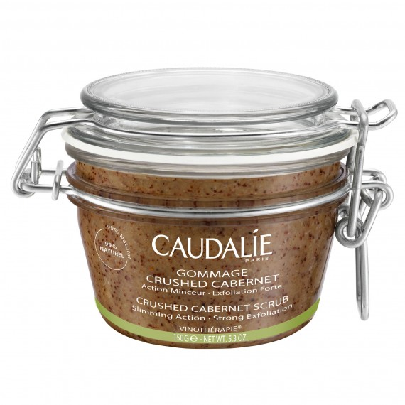 Caudalie Crushed Cabernet Scrub-Cellulite-Busting Creams-Beauty Tips-Skincare-Woman and Home