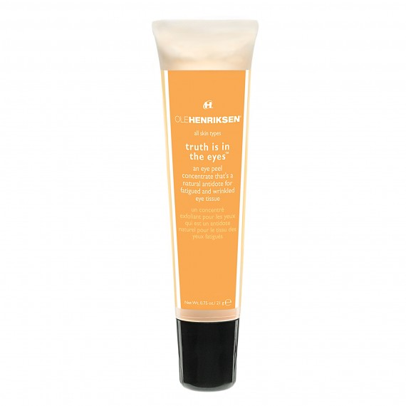 Ole Henriksen Truth is in the Eyes-eye peel-skincare-anti-ageing-beauty tips-woman and home