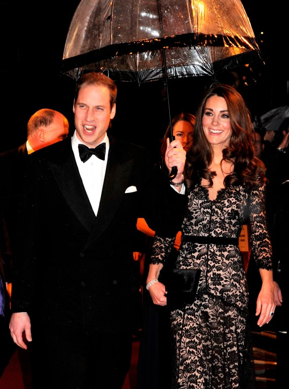 Prince William and Kate Middleton retrospective-royal engagement-woman and home