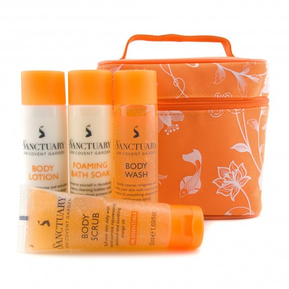 Summer Travel Kits-Beauty-beauty tips-beauty advice-woman and home-The Sanctuary Pamper Vanity Case