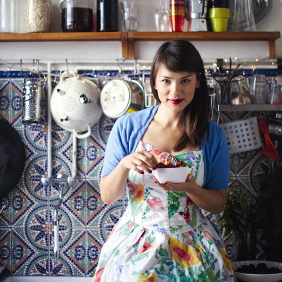 Rachel Khoo recipes-recipe ideas-woman and home