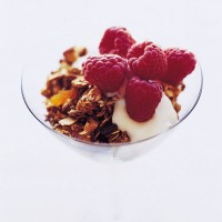 Fruit and nut granola recipe