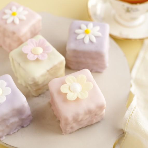 French Fancy Sponge Cake Recipes
