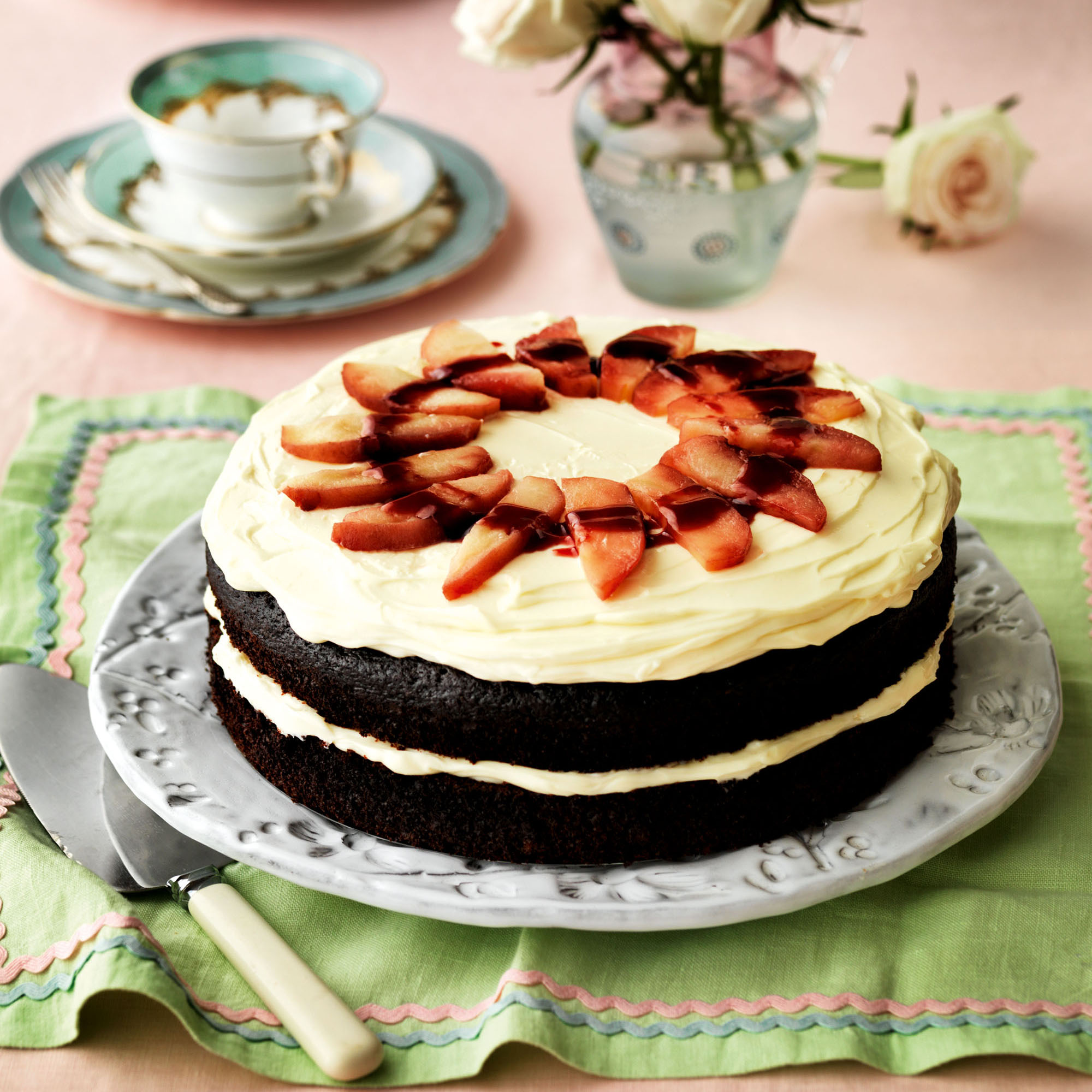 Chocolate Guinness Cake - Woman And Home