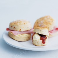 Sweet mini scones recipe