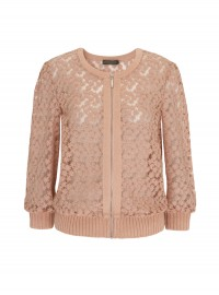 Mint Velvet Foundation Lace Cardigan