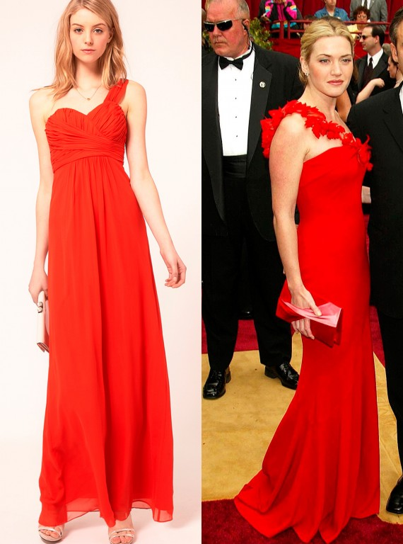 Top 10 Most Memorably Celebrity Dresses: Get The Look