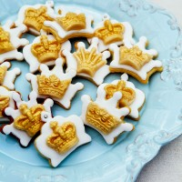 Orange and ginger cookies with marzipan recipe