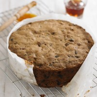 Traditional Rich Fruit Cake