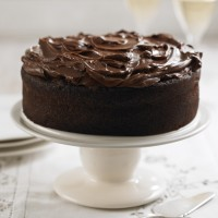 Dark Chocolate fudge cake recipe