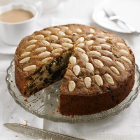 Dundee cake recipe