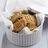 Peanut butter biscuits recipe